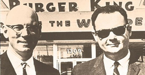 Burger King история