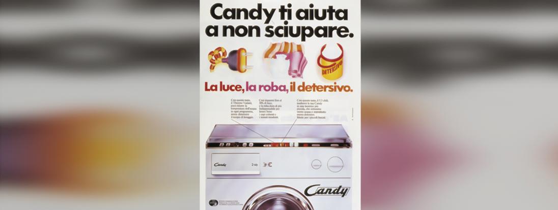 История Candy